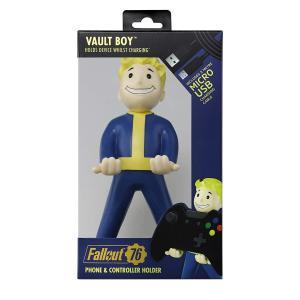Fallout Vault boy フォールアウト ボルトボーイ スタンド コントローラー スマホ対応