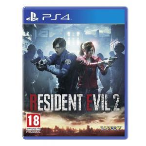 Resident Evil 2 レジデントイービル 2 バイオハザードRE2の海外版  日本語音声・...