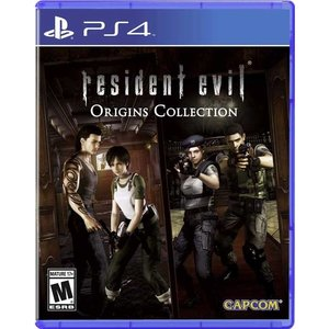 Resident Evil Origins Collection  バイオハザード オリジンズコレク...