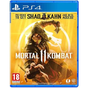 Mortal kombat 11  UK輸入版 日本のPS4でプレイできます 英語音声・英語表記  ...