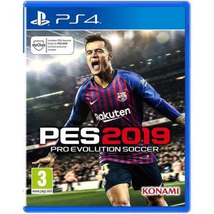 PES 2019。  ウイニングイレブンの欧州版となります。  UK輸入版 日本のPS4でプレイでき...