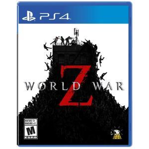 World War Z ワールドウォーZ PS4 輸入版   北米版 日本のPS4でプレイできます ...