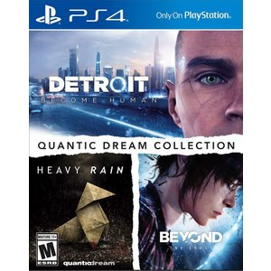 【新品】Quantic Dream Collection Detroit / Heavy Rain ...