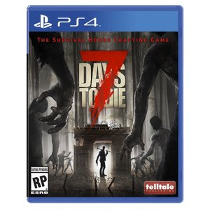 7 Days to Die セブンデイズ トゥ ダイ PS4 輸入 北米版  日本のPS4でプレイで...