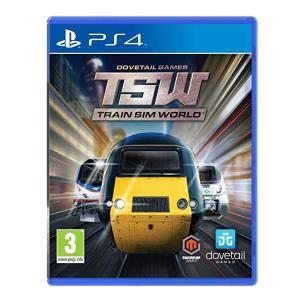 Train Sim World トレイン シム ワールド PS4   UK 輸入版 日本のPS4でプ...