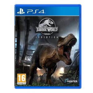 Jurassic World Evolution  ジュラシックワールド エボリューション PS4 ...