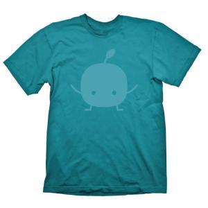 Stardew Vally  スターデューバレー ジュニモ Tシャツ ブルーグリーン サイズM