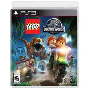【新品】LEGO Jurassic World レゴ ジュラシックワールド PS3 輸入:北米版