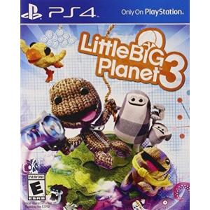 Little Big Planet 3 リトルビッグプラネット3 PS4 輸入:北米版  輸入:北米...