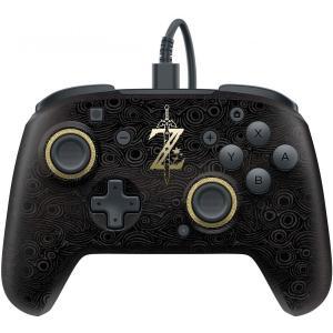 Nintendo Switch ニンテンドースイッチ コントローラー ゼルダの伝説 2種類プレート ...