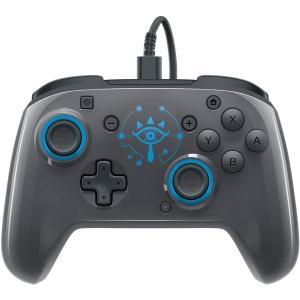 Nintendo Switch ニンテンドースイッチ コントローラー ゼルダの伝説 2種類プレート 背面ボタン付 海外限定品|eternalgame|02