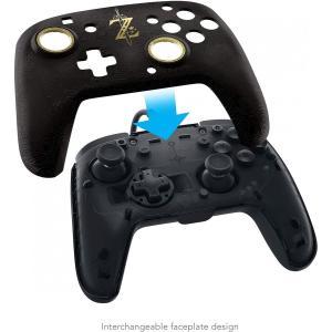 Nintendo Switch ニンテンドースイッチ コントローラー ゼルダの伝説 2種類プレート 背面ボタン付 海外限定品|eternalgame|03