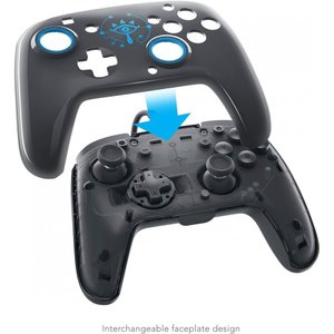 Nintendo Switch ニンテンドースイッチ コントローラー ゼルダの伝説 2種類プレート 背面ボタン付 海外限定品|eternalgame|04