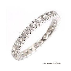 フルエタニティリング プラチナ900 pt900 ダイヤモンド リング 0.5ct 指輪 レディース ジュエリー アクセサリー|eternally