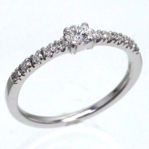 エタニティリング ピンキーリング ダイヤモンドリング 0.2...