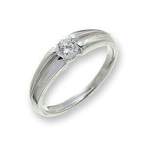 ダイヤモンド 一粒リング ソリティア ダイヤ 0.3ct プラチナ900 pt900 指輪 レディース ジュエリー アクセサリー|eternally