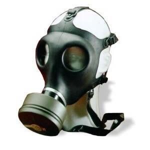 ガスマスク イスラエル軍仕様 NBC(核/生物/化学)対応NATO標準40mmフィルタ+ドリンクチュ...
