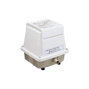 単独浄化槽用ブロア メドーブロワ LA-40E 日東工器