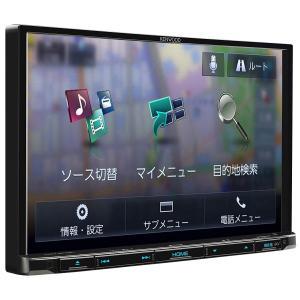 KENWOOD ケンウッド カーナビ MDV-S706L 8インチ 彩速ナビ Android iPh...