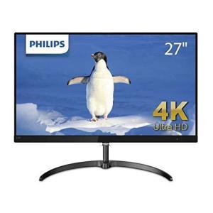Philips(フィリップス) 27型ワイド 4K 液晶ディスプレイ 276E8VJSB/11