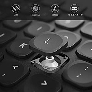 Jelly Comb ワイヤレスキーボード&静音マウス セット USB充電式 2.4GHz 新型 は...