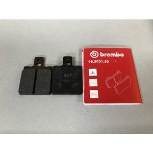 brembo 107.2686.42 ブレーキパッド ID450 2P32リアキャリパー用|ethosdesign