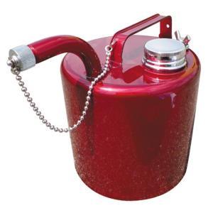 FS2.5 レッドキャメルガソリン携行缶|ethosdesign