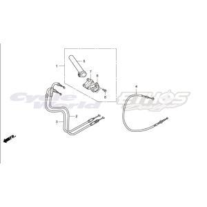 06531-NL3-750 ハウジングセット,スロットル HRC ホンダレーシング ethosdesign