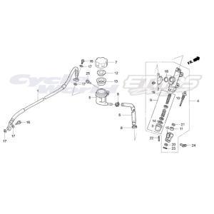 46504-MB2-006 ジョイント,ブレーキロッド HRC ホンダレーシング ethosdesign