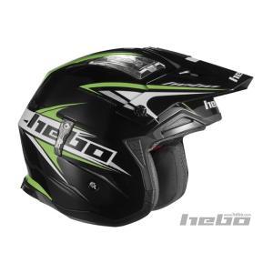 HC1024 ZONE4 エクストリーム2 HEBO エボ トライアルヘルメット MFJ公認|ethosdesign