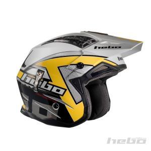 HC1025 ZONE4 KONTROX HEBO エボ トライアルヘルメット MFJ公認|ethosdesign