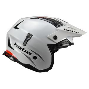 HC1030 ZONE4 HEBO エボ トライアルヘルメット MFJ公認|ethosdesign