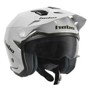 HC1122 ZONE5AIR HEBO エボ トライアルヘルメット 競技用公道走行不可 ethosdesign