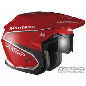 HC1152R ZONE5 MONTESAクラシック HEBO エボ トライアルヘルメット|ethosdesign