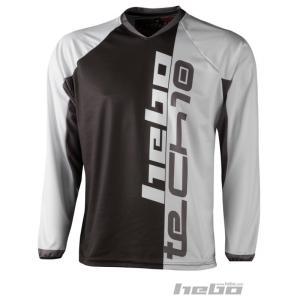 HE2155 TECH10ジャージ HEBO エボ トライアルジャージ|ethosdesign
