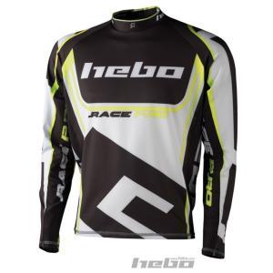 HE2172 レースプロジャージ XL HEBO エボ トライアルジャージ ethosdesign