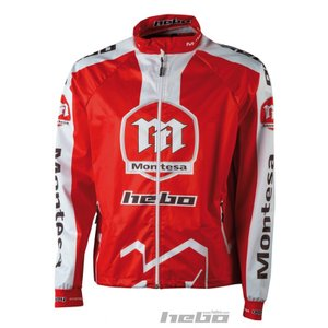 HE4248 MONTESAクラシックジャケット HEBO エボ トライアルジャケット モンテッサ|ethosdesign