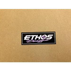 ETHOS ステッカー S|ethosdesign