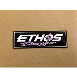 ETHOS ステッカー M|ethosdesign