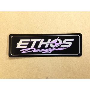 ETHOS アルミステッカー|ethosdesign