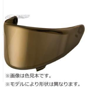 SUOMY S0315 SR-SPORT日本特別仕様専用シールド ゴールドミラー|ethosdesign