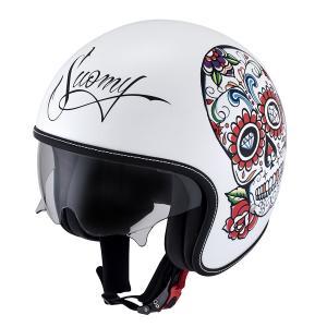 SRK0005 SUOMY ROKK CALAVERA WC ロック カラベラWC ヘルメット SGマーク 公道走行OK|ethosdesign