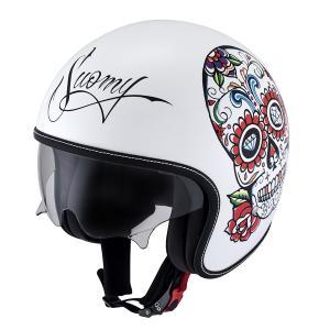 SRK0005 SUOMY ROKK CALAVERA WC ロック カラベラWC ヘルメット SGマーク 公道走行OK Dリング仕様 ethosdesign