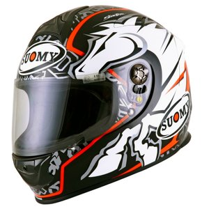 SSR0018 SUOMY SR-SPORT DOVIZIOSO ドヴィジオーゾNB ヘルメット SGマーク 公道走行OK|ethosdesign