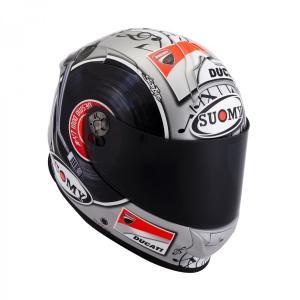 SSR0020 SUOMY SR-SPORT DOVIZIOSO ドヴィジオーゾ ムジェロ DUCATI ヘルメット SGマーク 公道走行OK 限定発売|ethosdesign