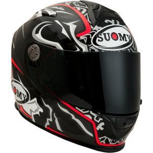 SSR0035 SUOMY SR-SPORT CARBON DOVIZIOSO カーボン ドヴィジオーゾ ヘルメット SGマーク 公道走行OK|ethosdesign