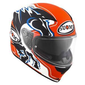 アウトレット SVR0020 SUOMY SPEEDSTAR ZEROFOUR スピードスター ゼロフォー ヘルメット SGマーク 公道走行OK|ethosdesign