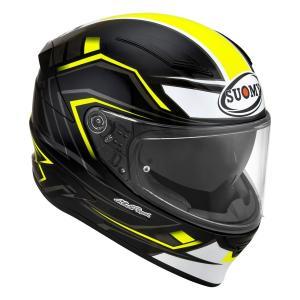 SVR0033 SUOMY SPEEDSTAR GLOW YELLOW スピードスター グロウ イエロー ヘルメット SGマーク 公道走行OK|ethosdesign