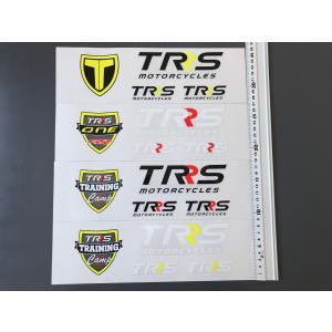 TRRS 16ピース ステッカーセット ethosdesign