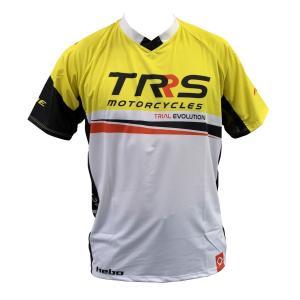 TRSCAMBT2020 TRS BIKE TRIAL Tシャツ TRRS|ethosdesign